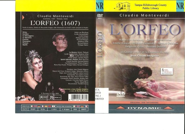 cover L'orfeo box