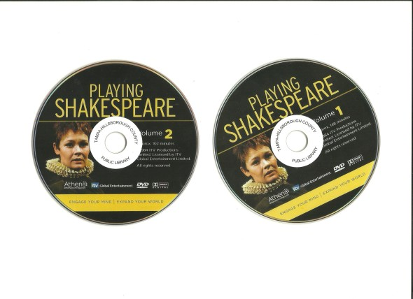 Playing shakespeare_1&_2_DVD
