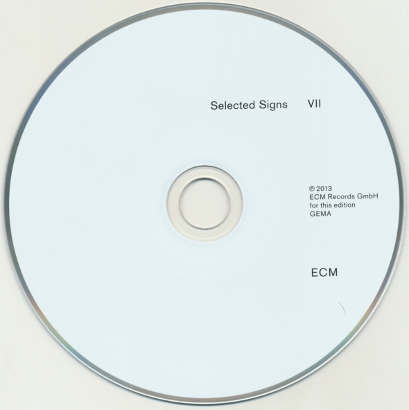 Selected VII Disc