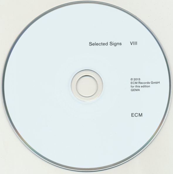 Selected VIII Disc