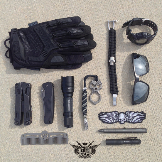 Everyday Carry Gear Dump Jan 09 2015